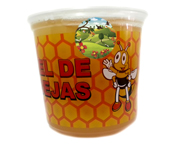 BEE HONEY MIEL PURA DE ABEJAS 100% ORGANICA NATURAL 1 KG